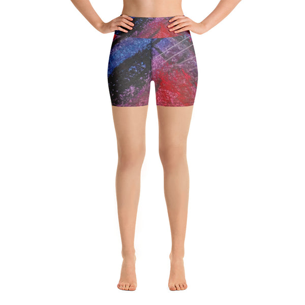 Be Wild ~ Yoga Shorts