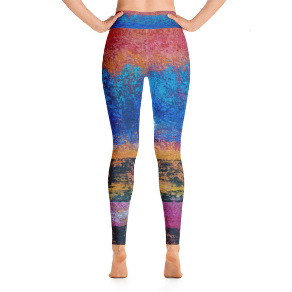 Be Bold ~ Active Leggings
