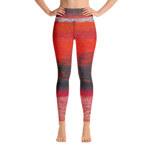 Be Fierce ~ Yoga Leggings