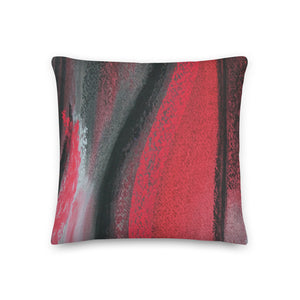 Be Unpredictable ~ Decorative Toss Pillow