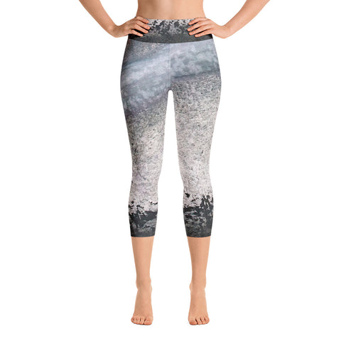 Be Subtle ~ Active Capri Leggings
