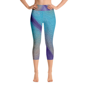 Be Authentic ~ Active Capri Leggings