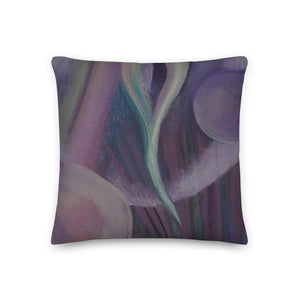 Be Majestic ~ Decorative Toss Pillow