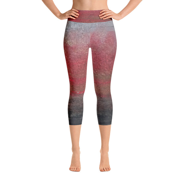 Be Brave ~ Active Capri Leggings