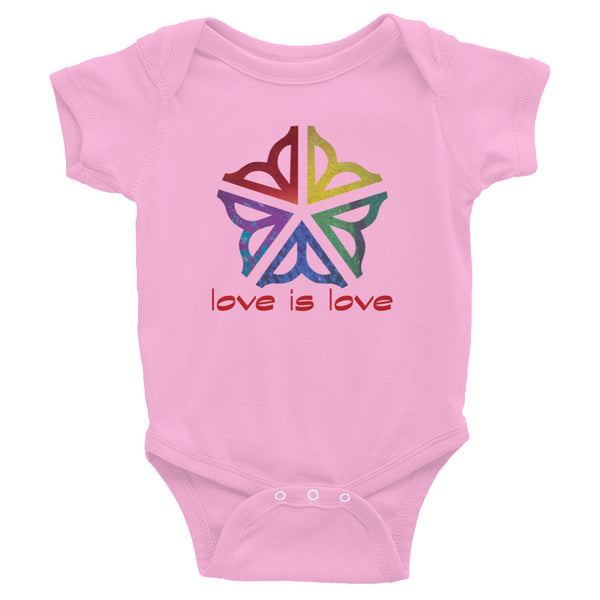 Rochester Love is Love ~ Infant Bodysuit