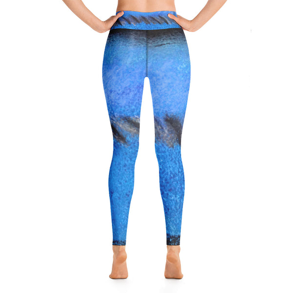 Be Reflective ~ Yoga Leggings