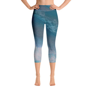 Be in the Flow ~ Active Capri Leggings