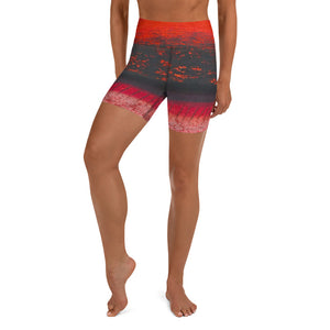 Be Fierce ~ Yoga Shorts