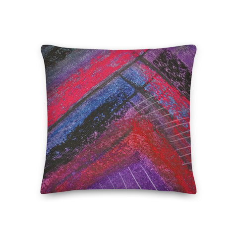 Be Wild ~ Decorative Toss Pillow