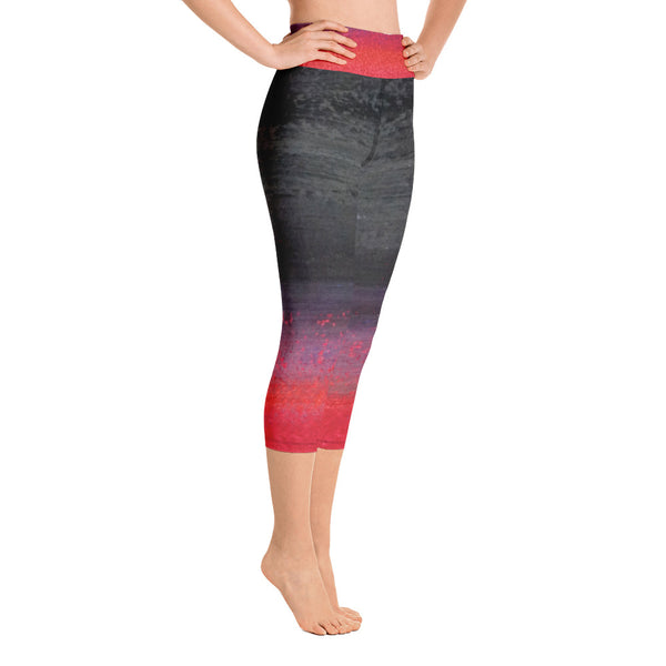 Be Harmonious ~ Active Capri Leggings