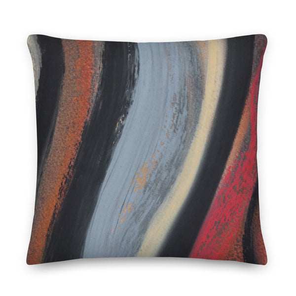Be Ever-Changing ~ Decorative Toss Pillow