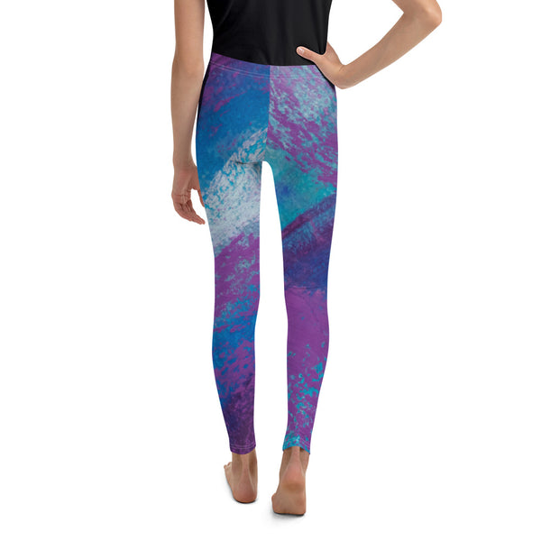 Be Fluid ~ Youth Leggings