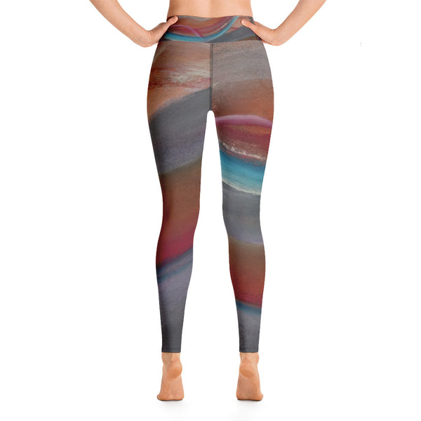 Be Ablaze ~ Active Yoga Leggings