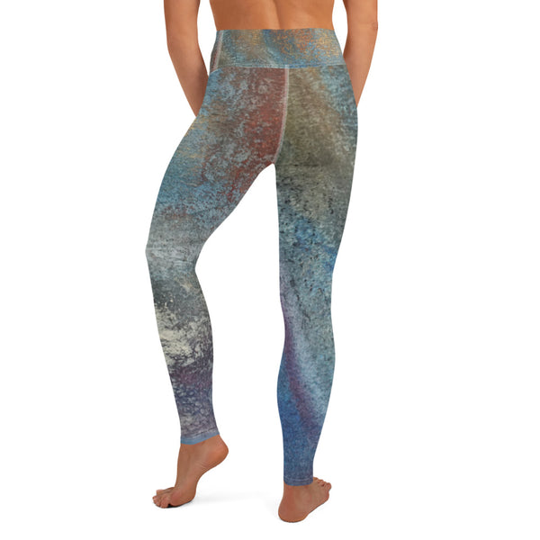 Bring in Peace ~ Yoga Leggings