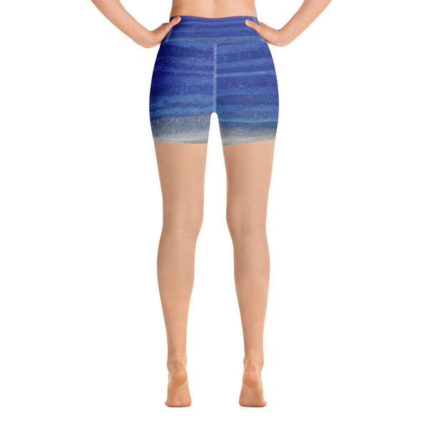Be Free Brockport ~ Active Shorts High Waist