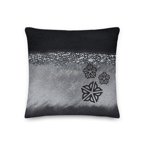 Be Determined ROC ~ Decorative Toss Pillows
