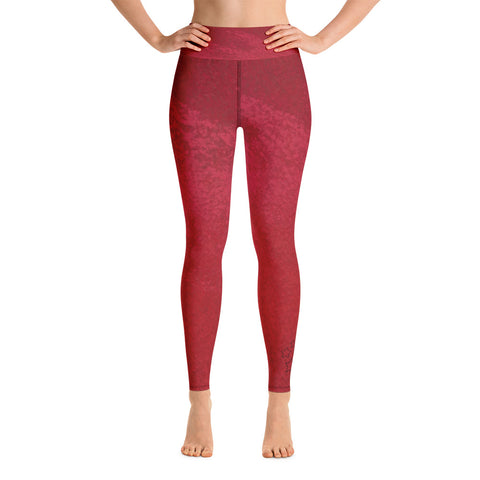 Be Happy ~ Active Yoga Leggings