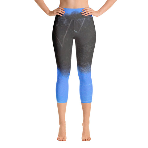 Be Grateful ~ Active Capri Leggings