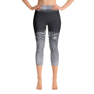 Be Determined ~ Yoga Capri Leggings