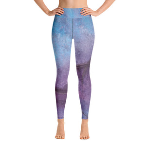 Find Connection ~ Yoga Leggings