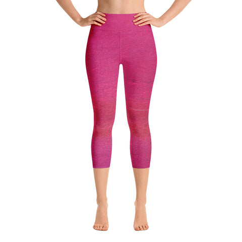 Be Fierce ~ Active Capri Leggings
