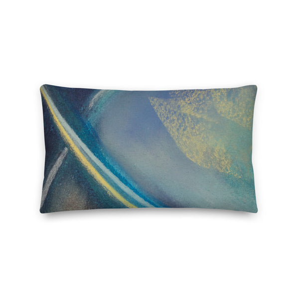 Find Your Direction ~ Decorative Toss Pillow