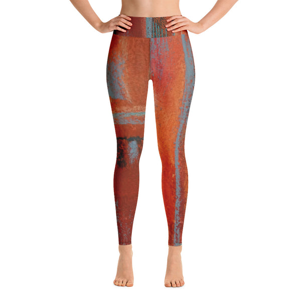 Feel Empowered ~ Yoga Leggings