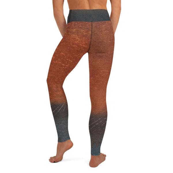 Sense Gratitude ~ Yoga Leggings