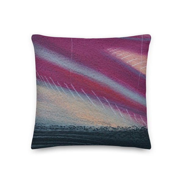 Be Whimsical ~ Decorative Toss Pillow