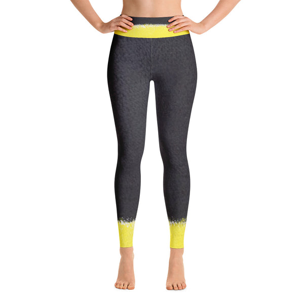 See The Light  ~ Yoga Leggings