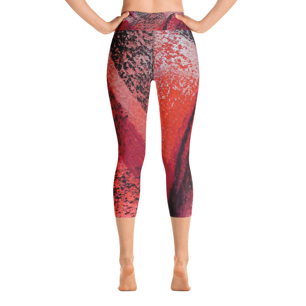 Be Playful ~ Active Capri Leggings