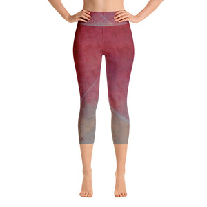 Be Strong ~ Active Capri Leggings