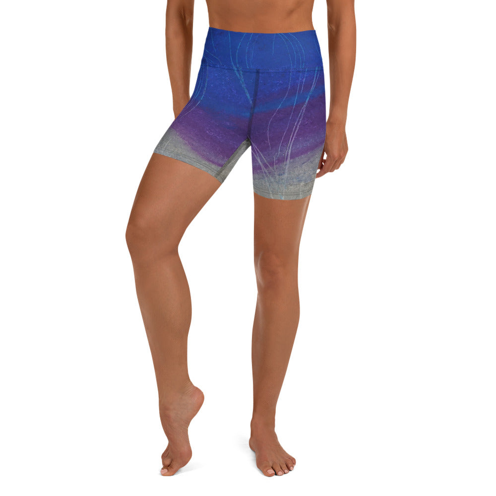 Be a Dreamer ~ Yoga Shorts