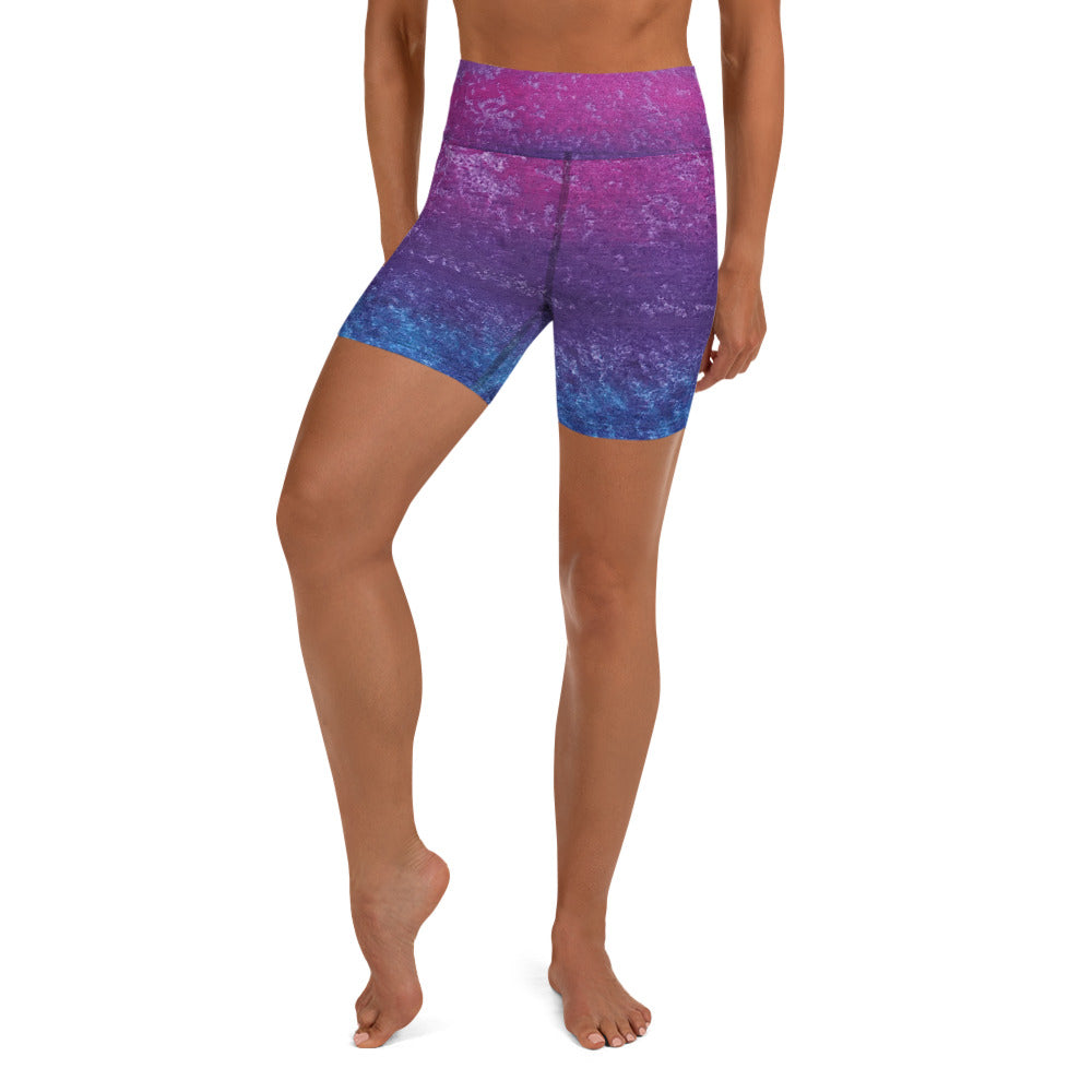 Be Memorable ~ Yoga Shorts