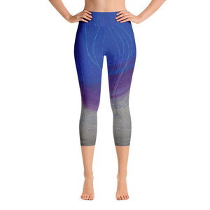 Be a Dreamer ~ Active Capri Leggings