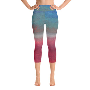 Be Inspired ~ Active Capri Leggings
