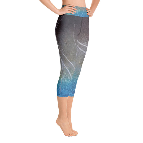 Be Graceful ~ Active Capri Leggings