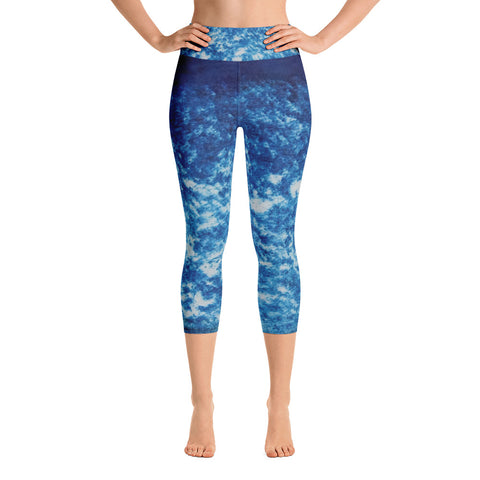 Be Mindful ~ Active Capri Leggings