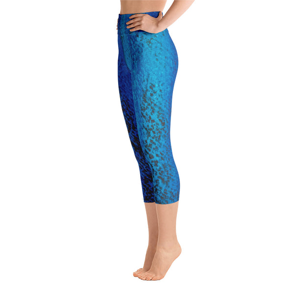 Be Jovial ~ Active Capri Leggings