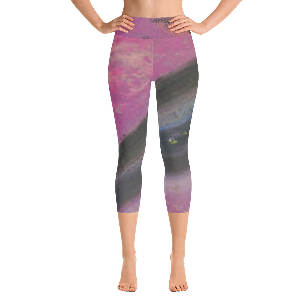 Be Soft ~ Active Capri Leggings