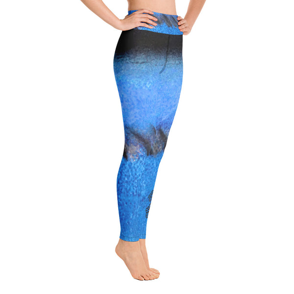 Be Reflective ROC ~ Yoga Leggings