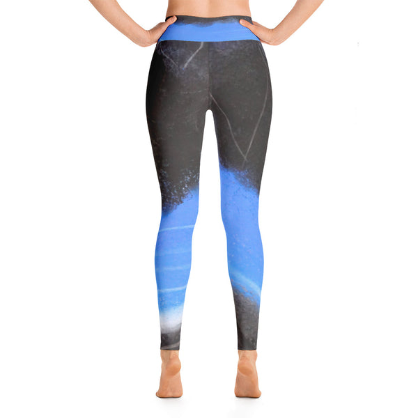 Be Grateful ~ Active Leggings