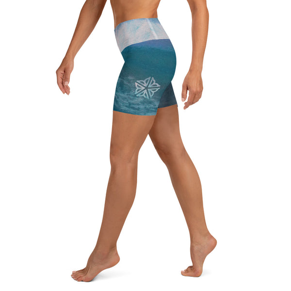 Be in the Flow ROC ~ Yoga Shorts