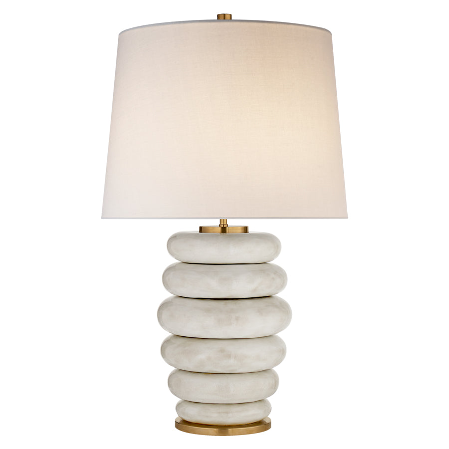 Kelly Wearstler Phoebe Stacked Table Lamp