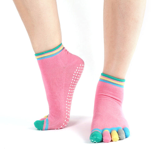 Full Grip Exercise Yoga Cotton Socks