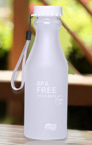 Unbreakable Frosted Yoga Bottle