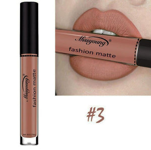 12Colors Long Lasting Waterproof Liquid Matte Lipstick