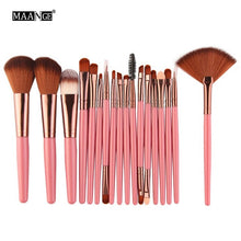 Professional 15/18Pcs Makeup Brushes Set