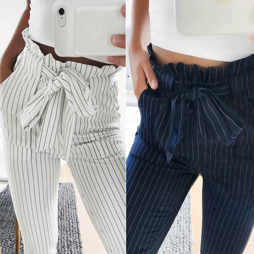 Fashion Summer Sailor Harem Pants