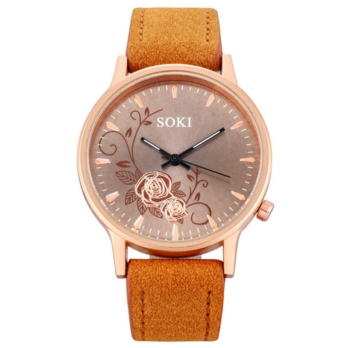 Soki Rose Watch